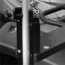 Lotstabhalterung für ATV