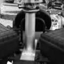 Säule für Tachymeterbefestigung